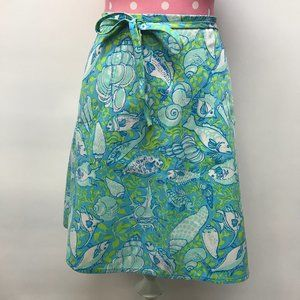 VERY Vintage Lilly Pulitzer The Minnie Skirt